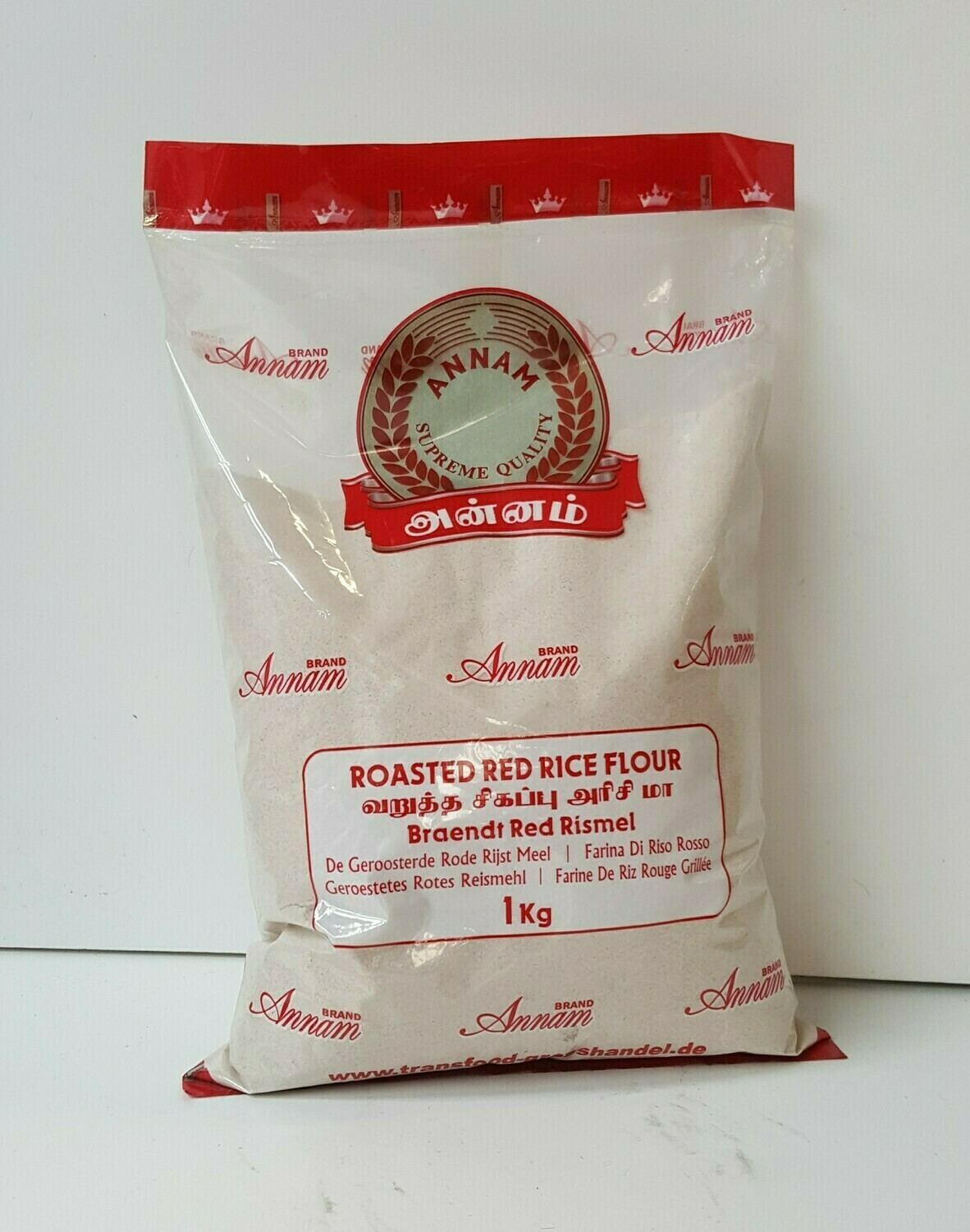 Roasted Red Rice Flour ANNAM 1Kg