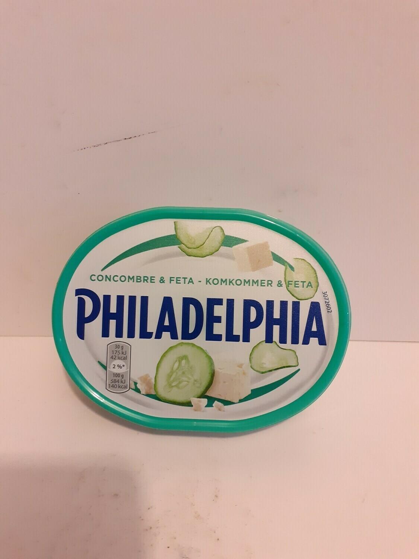 Concombre & Feta FILADELPHIA 185 g