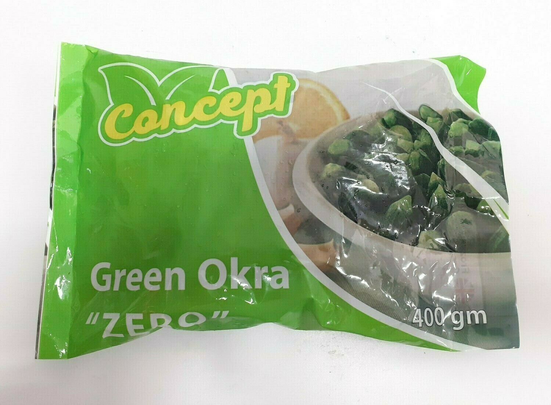 Green Okra CONCEPT 400 g