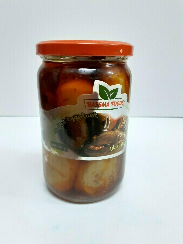 Stuffed Eggplant BASSMA FOODS 600 g