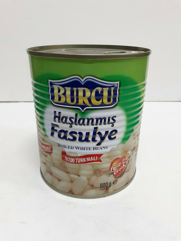 Boiled white Beans BURCU 800 g