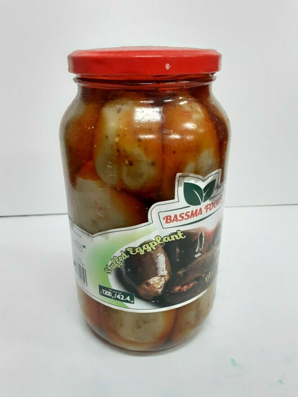 Stuffed Eggplant BASSMA FOOD 1.2 Kg
