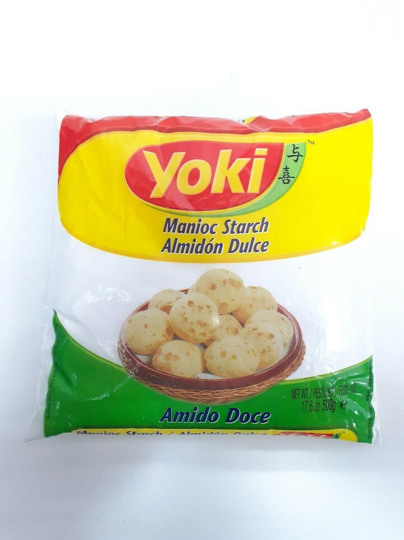 Manioc Starch YOKI 500 g