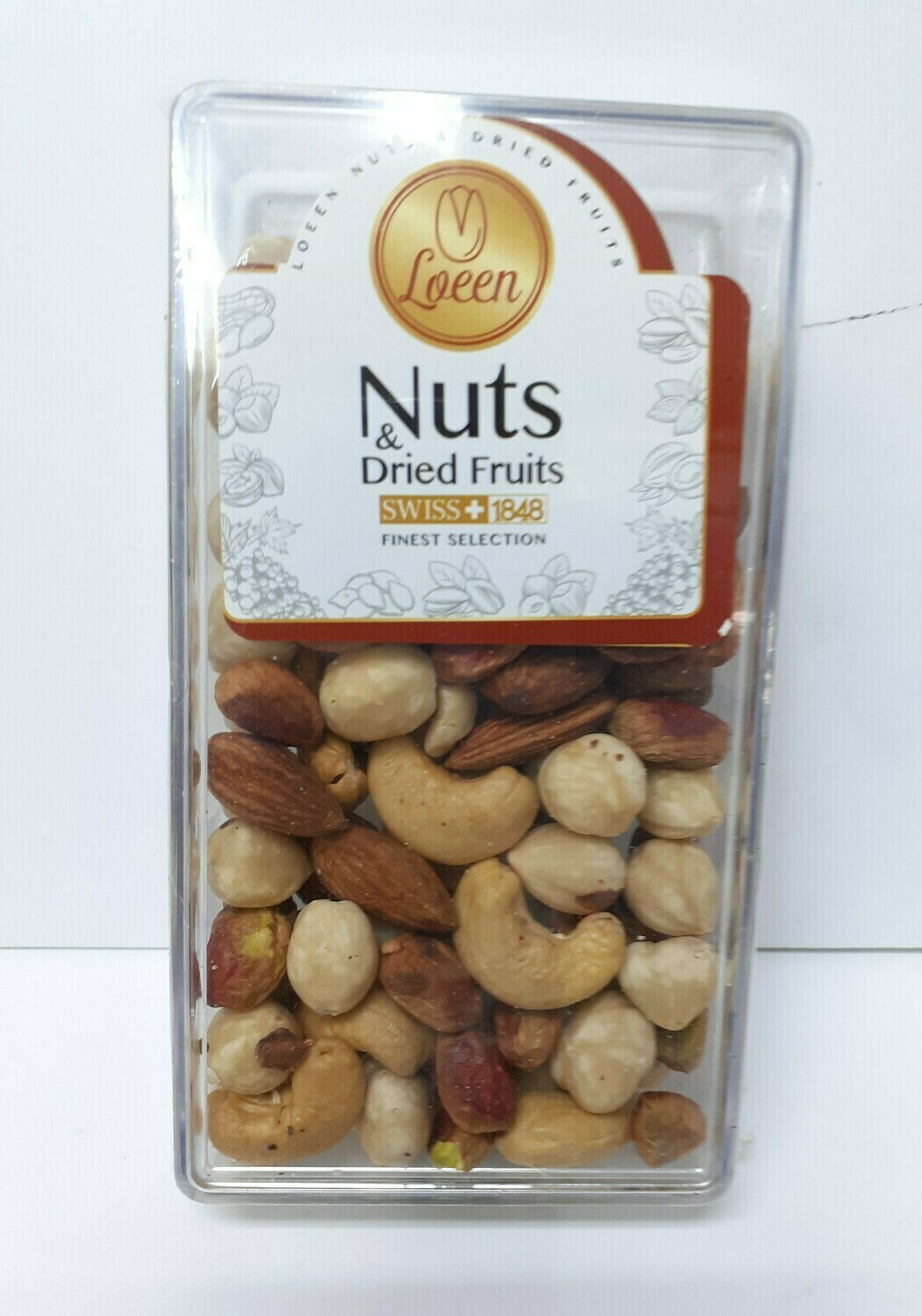 Nuts Dried Fruits LOEEN 120 g