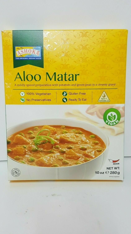 Aloo Matar ASHOKA 280 g