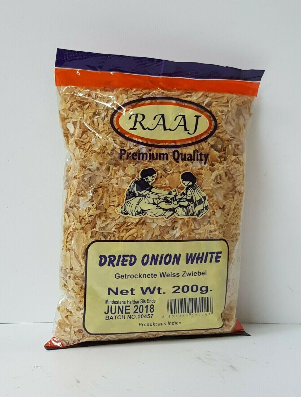 Dried Onion White RAAJ 200 g
