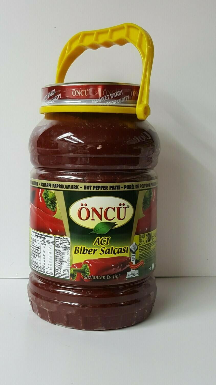 Aci Biber Salcaci ONCU 3.2 Kg