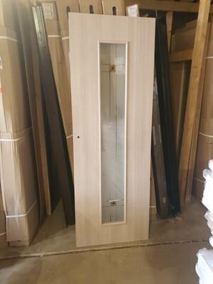 Межкомнатная дверь Тифани-6 капучино  740*2030 (образец)