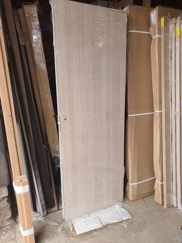 Межкомнатная дверь Смарт-0 капучино  740*2030 (образец)