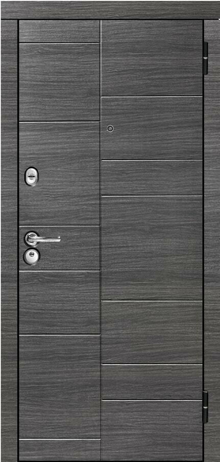 Металлическая дверь 91.1 960*2050 левая (новая)