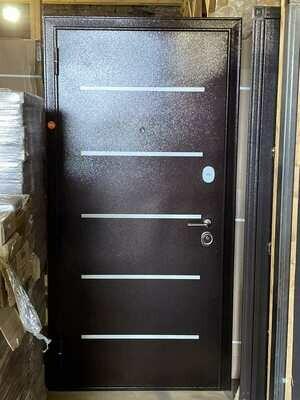 Металлическая дверь Бульдорс 14 НОВАЯ 960*2050 левая