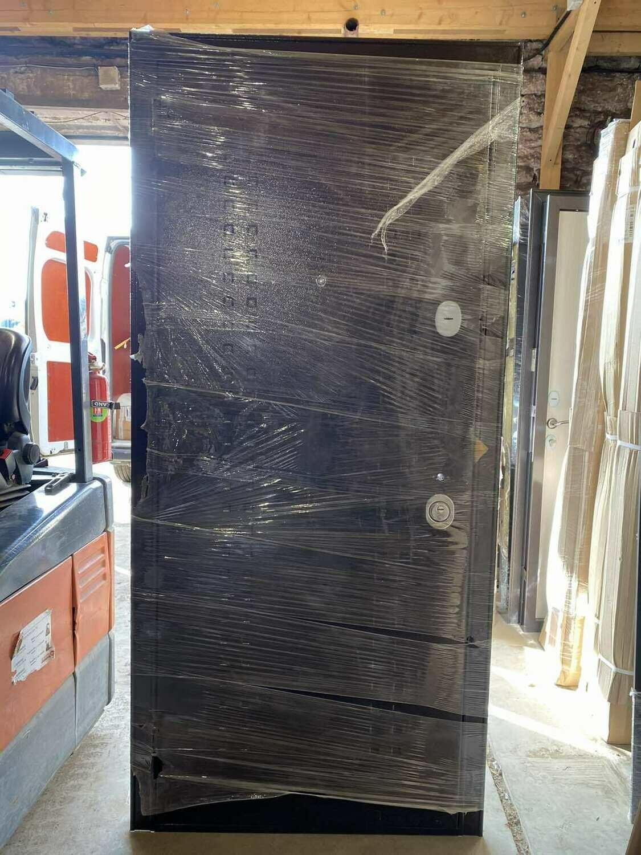 Металлическая дверь Бульдорс 14Т НОВАЯ 880*2050 левая