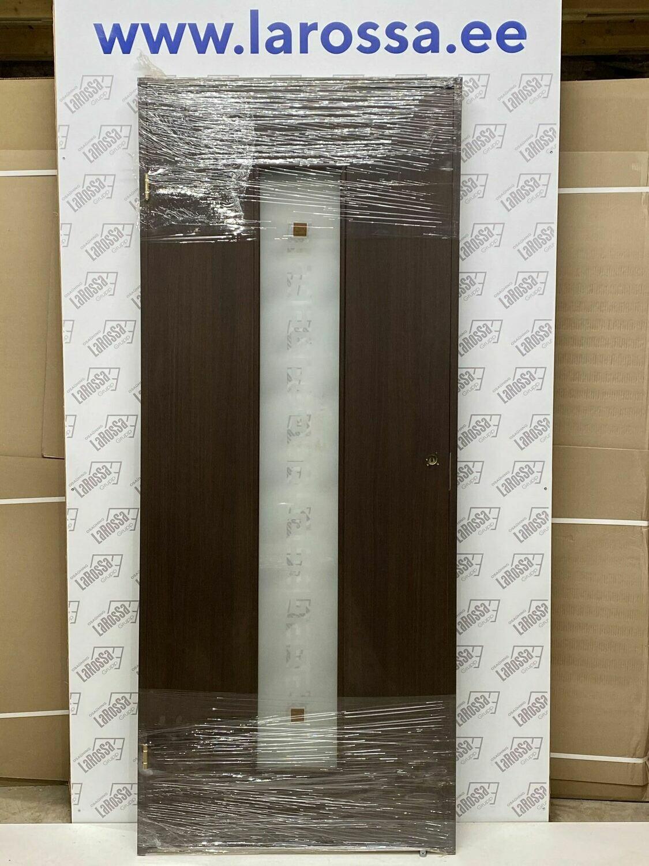 Дверь с коробкой ламинированная c-17 венге  850*2040 (образец 10)
