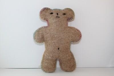 Felted Teddy Bears and Alpacas 7