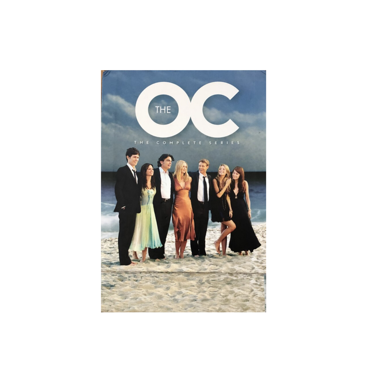The OC Complete Series Seasons 1-4 on DVD - 26 Discs included