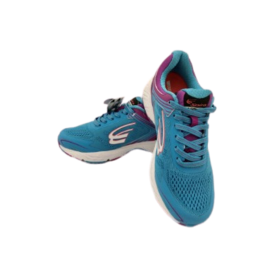 Aquarius WaveSpring Training Shoe Teal Blue/Purple Style #SRA112-B Women's Size 7.5B