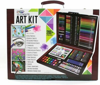 ArtSkills Brand New Ultimate Art Kit 200 Pieces