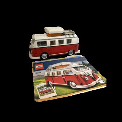 Retired 2011 LEGO Volkswagen T1 Camper #10220