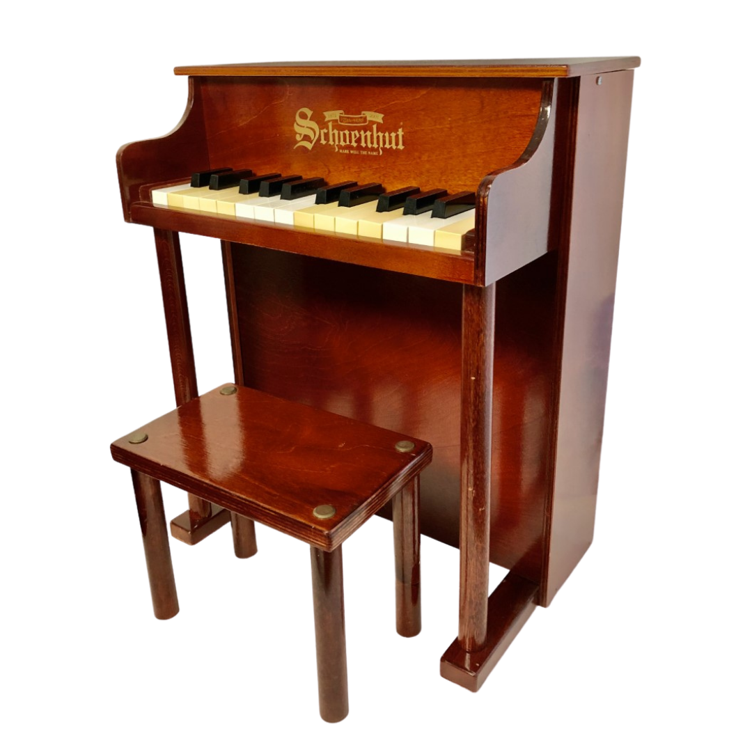 Schoenhut Piano 129th Year Children's 25-Key with Bench