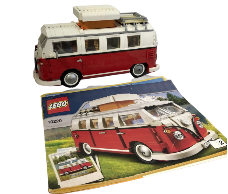 LEGO VW T1 Camper #10220 Retired 2011