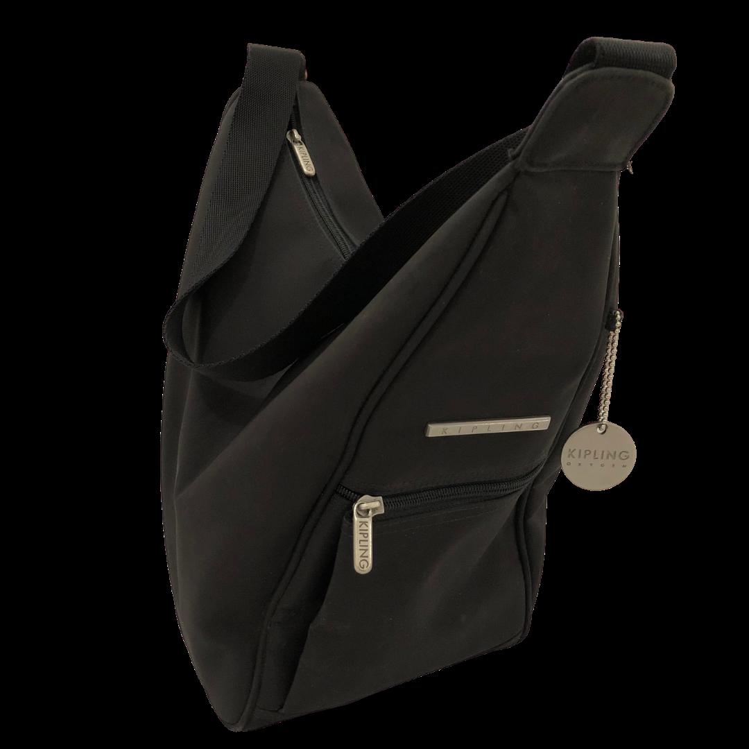 Kipling Oxygen Neoprene Shoulder Sling Backpack Style Purse