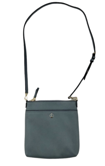 Kate Spade Powder Blue Crossbody Handbag