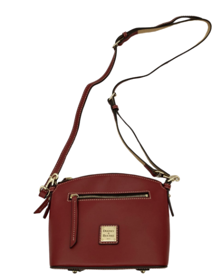Dooney & Bourke Red Crossbody Purse