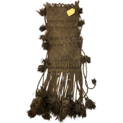 Khirgiz Ceremonial Bag