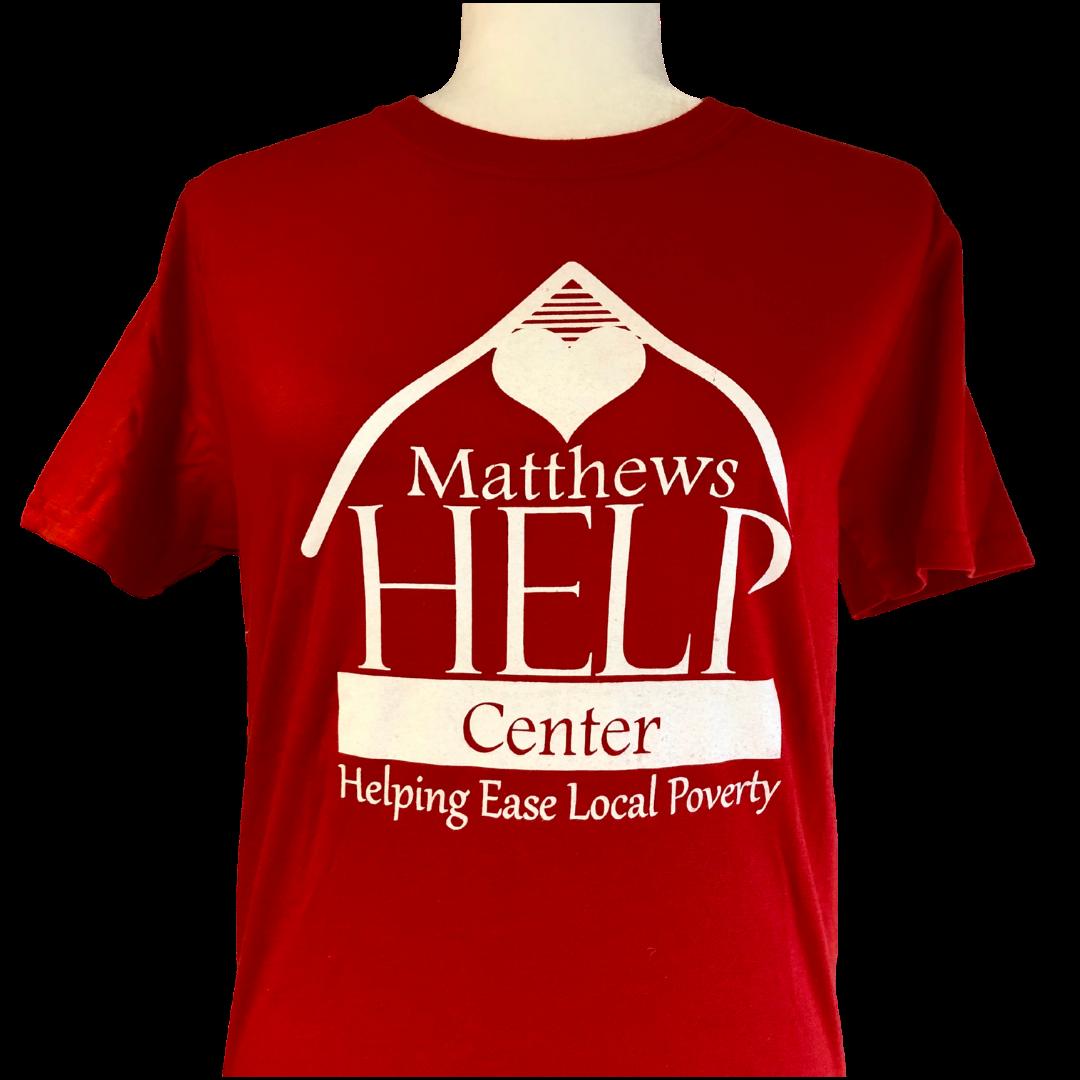 Matthews HELP Center T-shirt