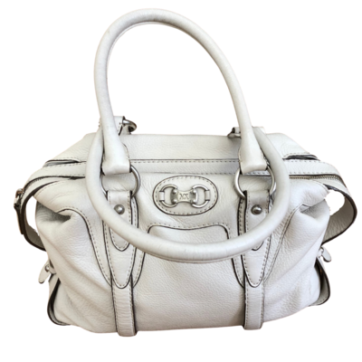 Michael Kors Winter White Handbag