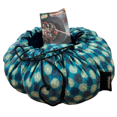 Wonderbag Portable Slow Cooker Blue Batik with Knorr Recipe Booklet