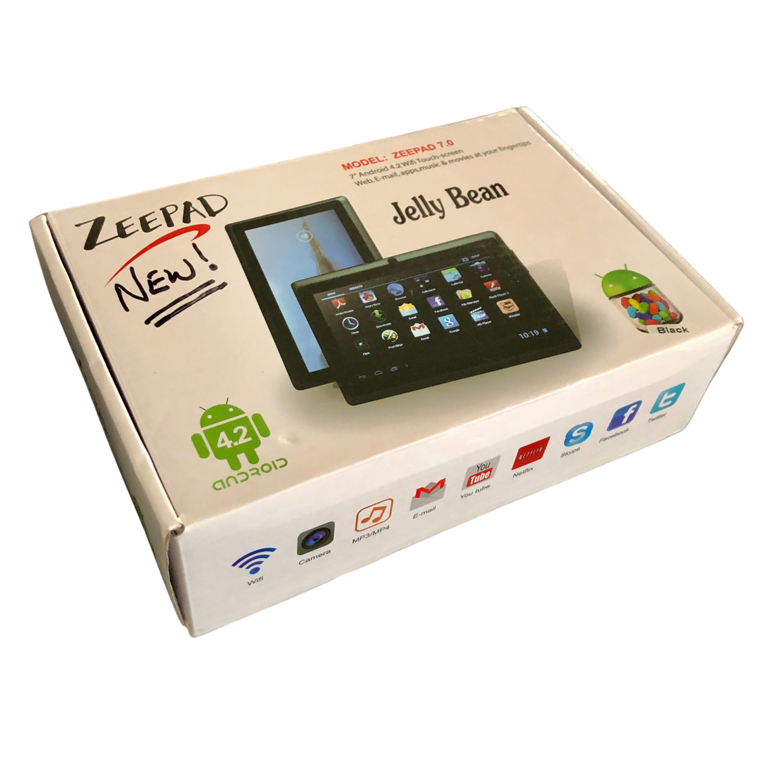"Zeepad 7.0  7"" Android 4.2 Wifi Touch-Screen"