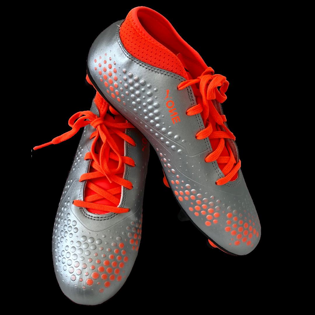 Puma One 4 Syn FG Soccer Shoe Youth 5.5