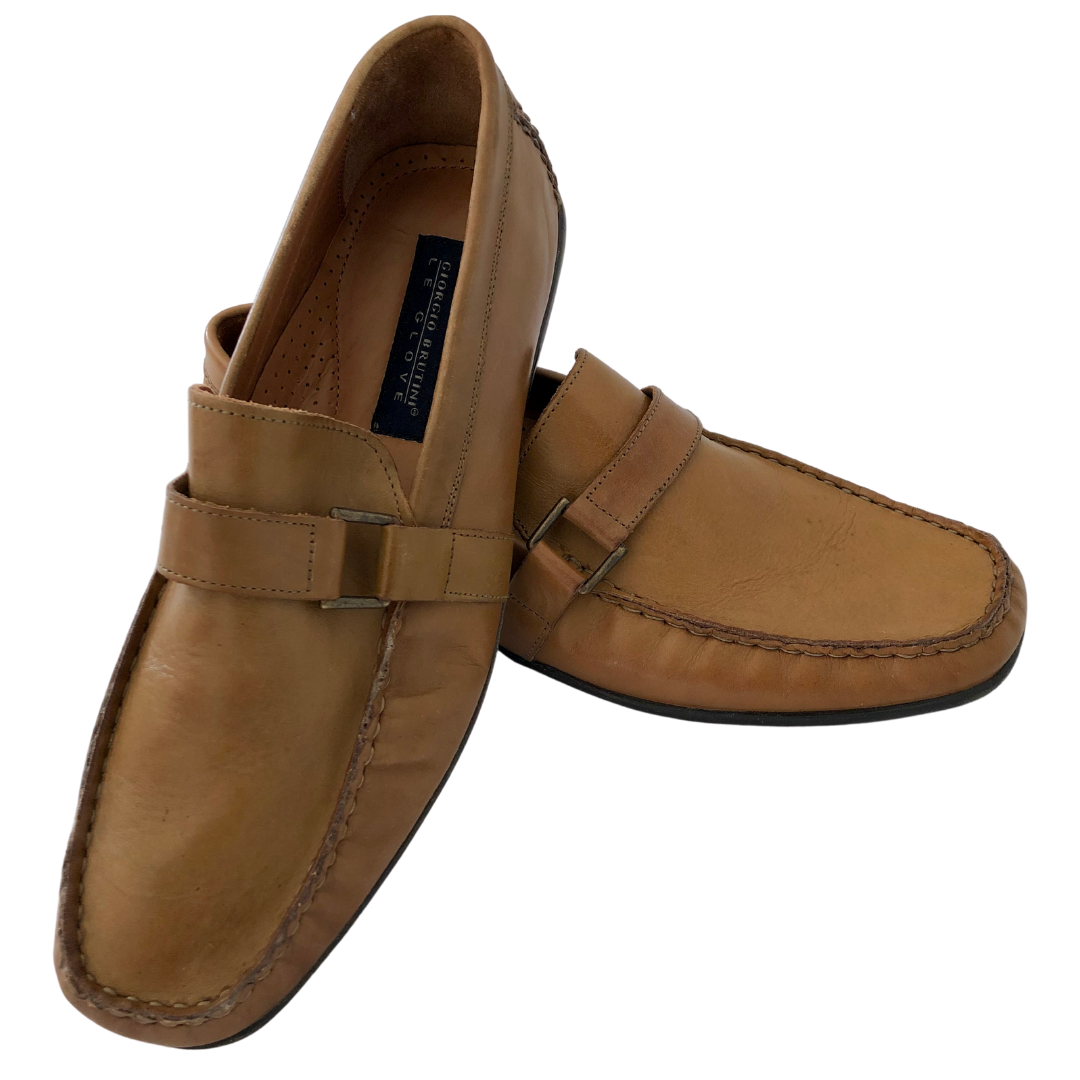 Giorgio Brutini Le Glove Leather Loafer Shoe Men's 11 M