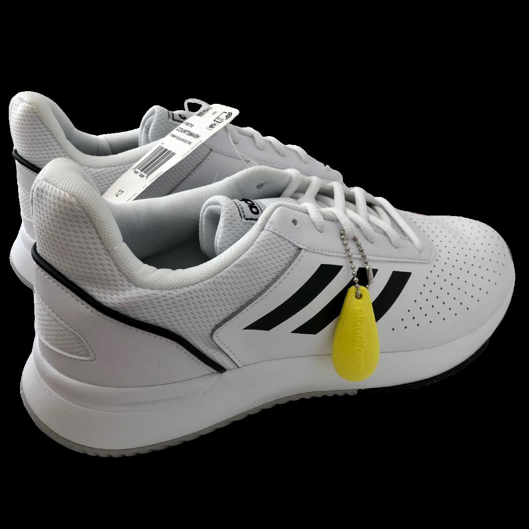 Adidas Courtsmash Cloadfoam Tennis Shoe Men's 12