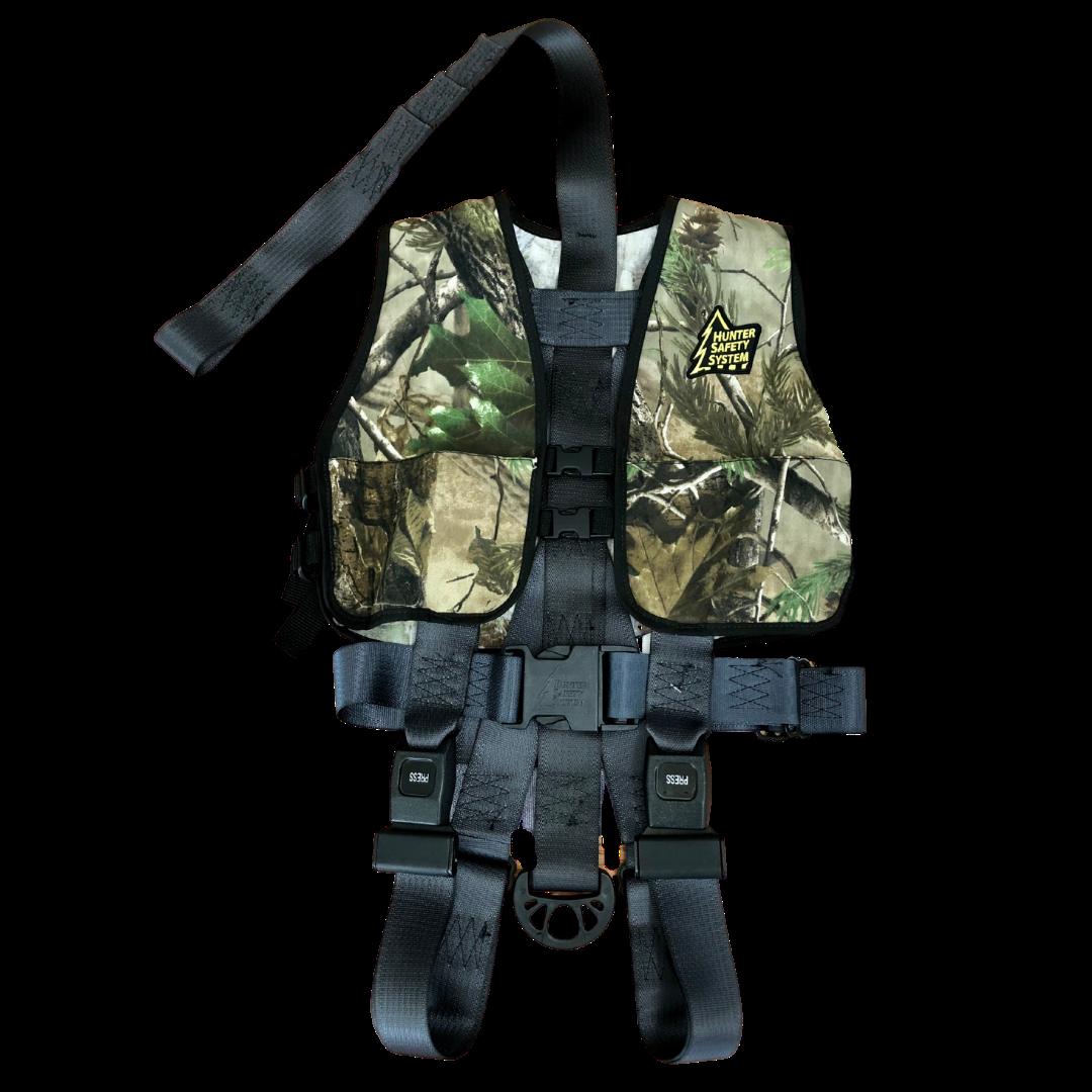 Hunter Safety System Vest Youth 50-120 lbs