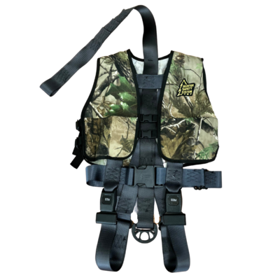 Hunter Safety System Vest Youth 50-120 lbs