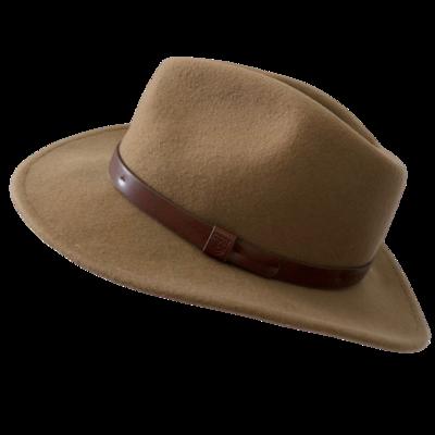 Brixton Fedora Wool Unisex Hat