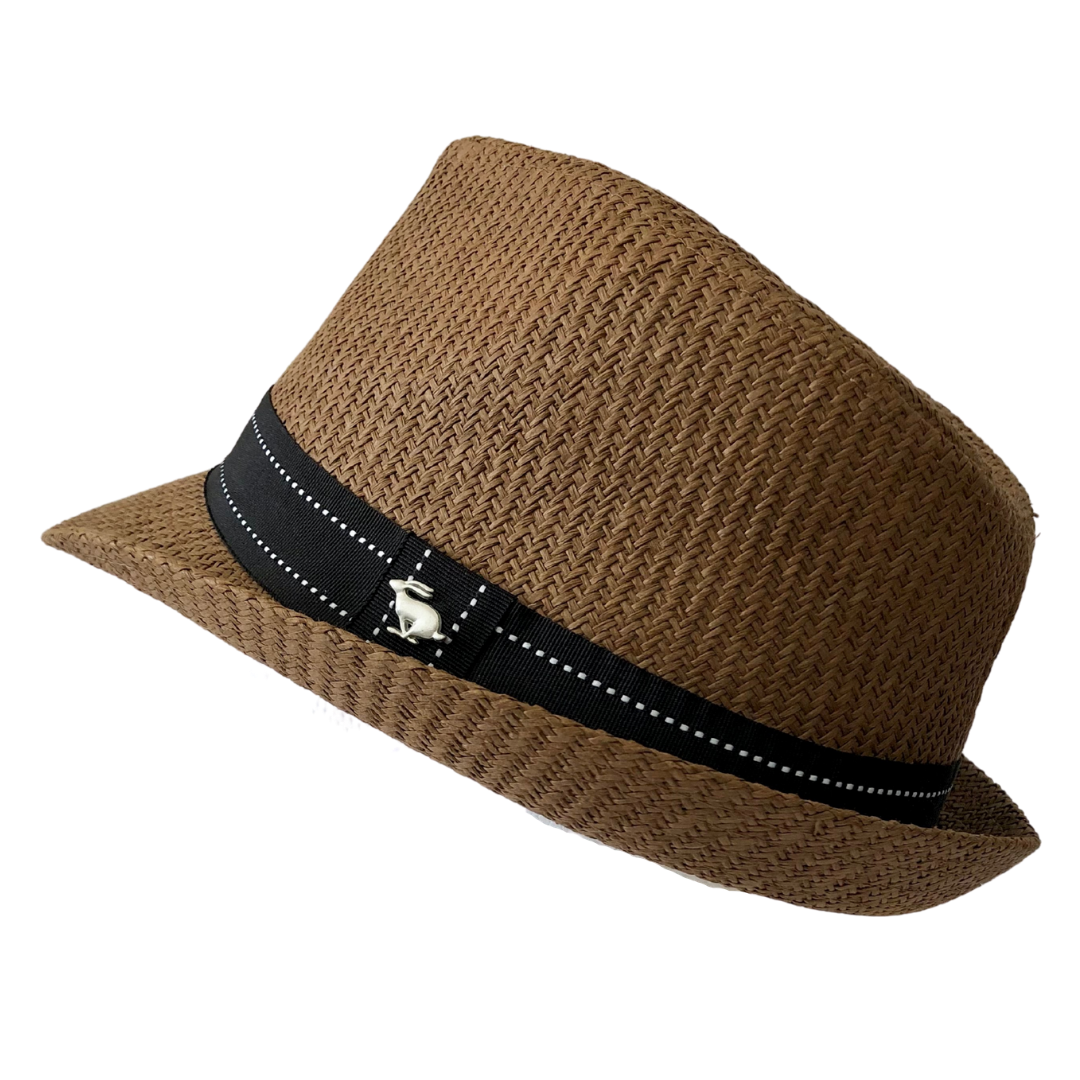 Peter Grimm Goldcoast Sunwear Rush Fedora Hat