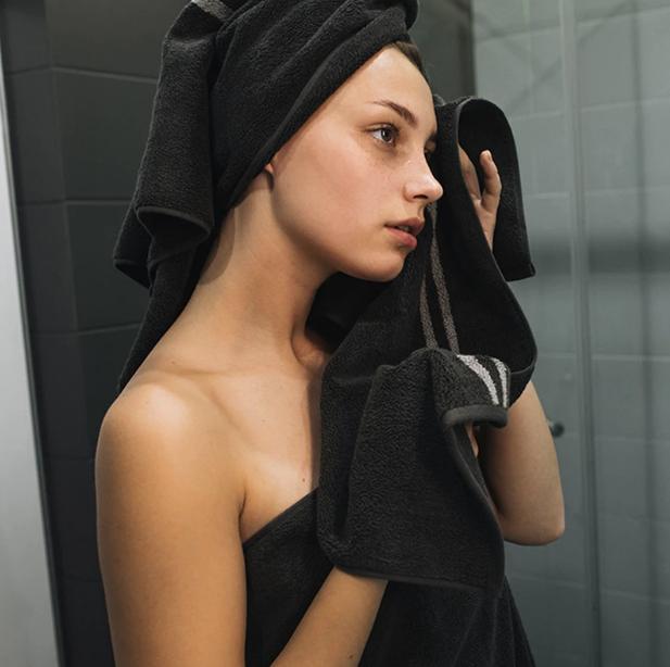 MIZU Body & Hand Towel Set