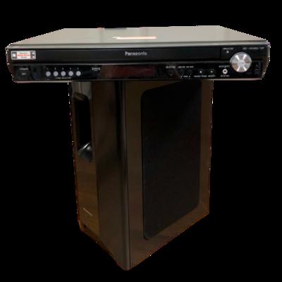 Panasonic Model No. SA-PT950 DVD 7 Piece Home Theatre Sound System