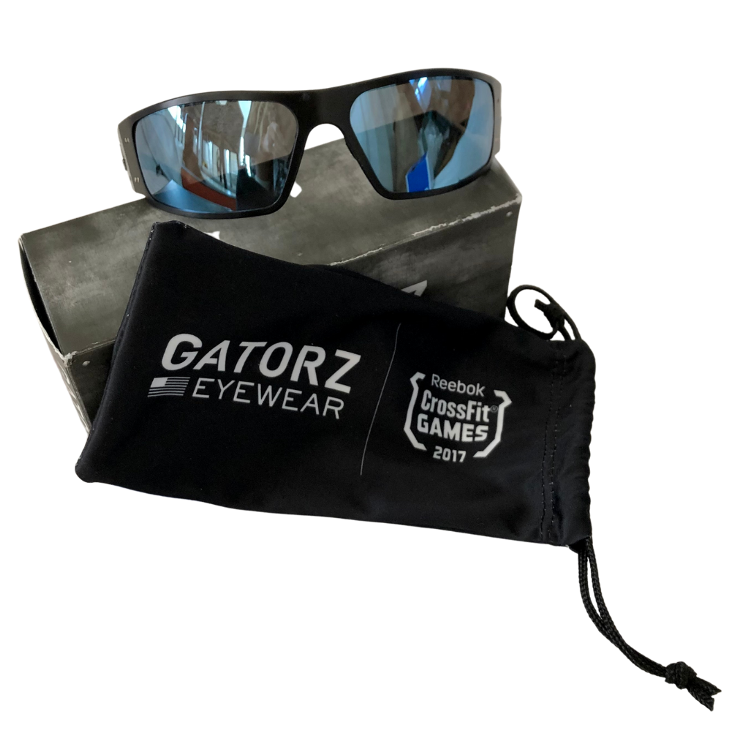 "Gatorz Precision Built Eyewear ""Reebok Crossfit Games 2017"" Sunglasses"