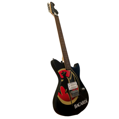 2010 First Act Bacardi Electric Guitar Model ME437