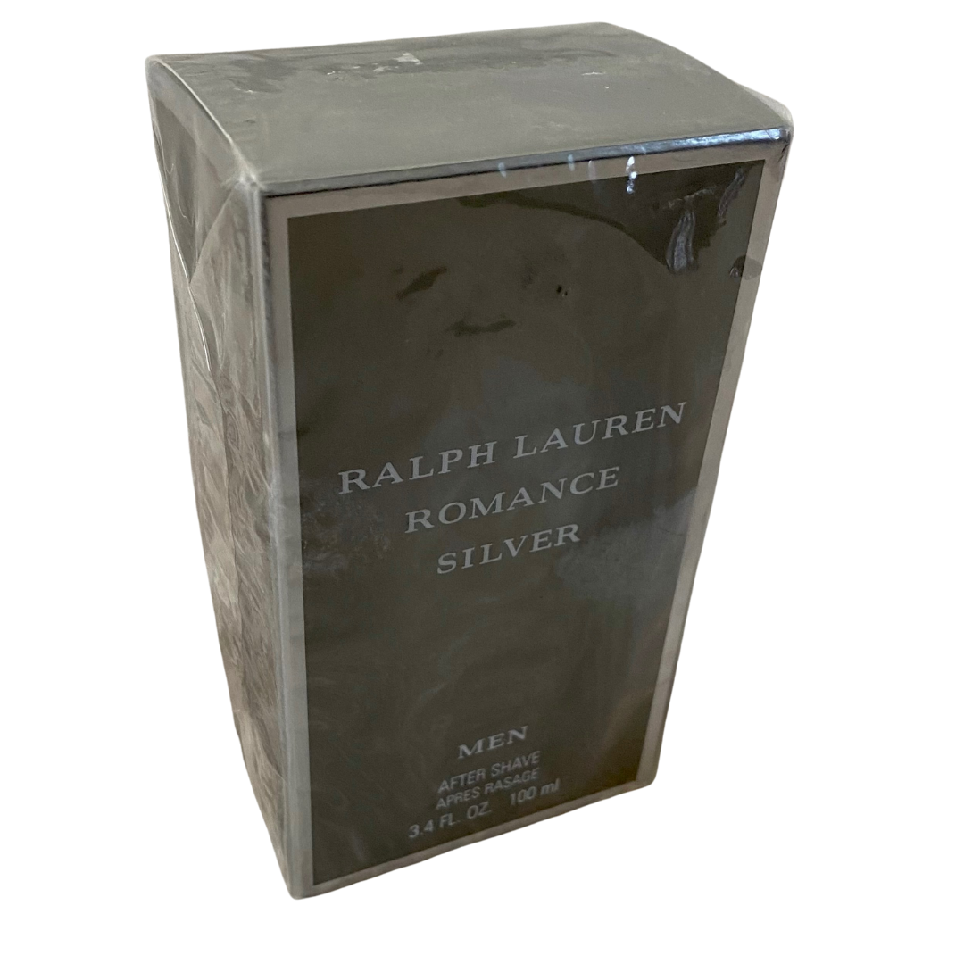 Ralph Lauren Romance Silver After Shave for Men
