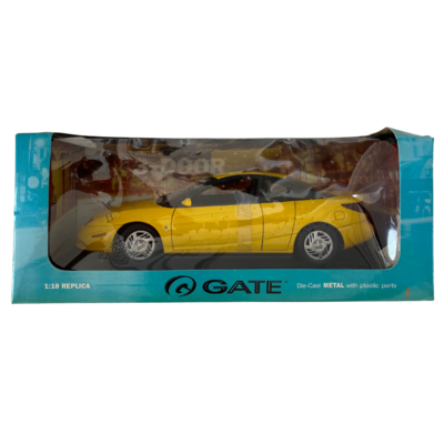 Gate  Saturn 3-Door 1:18 Replica Diecast Car