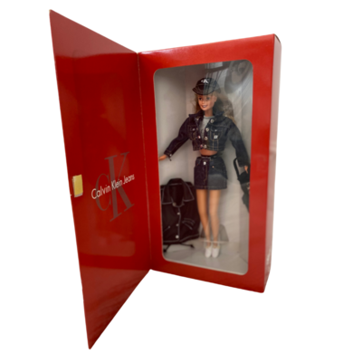 Mattel Calvin Klein 1996 Bloomingdale's Limited Edition Barbie