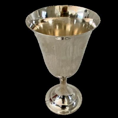 International Sterling P664 Silver Goblet