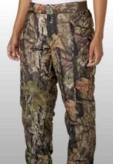 Field & Stream Softshell Hunting Pants Women's XL