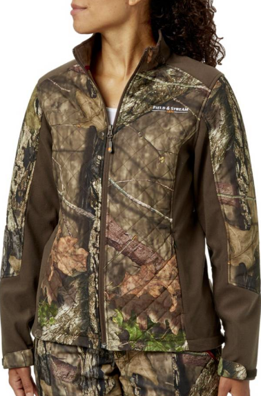 Field & Stream EH Insulated Softshell Jacket Women's Small