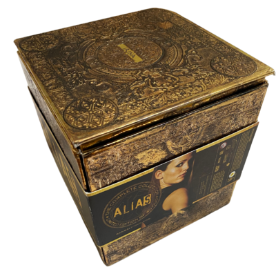 ALIAS The Complete Collection DVD Seasons 1-5 Limited Edition of 40,000